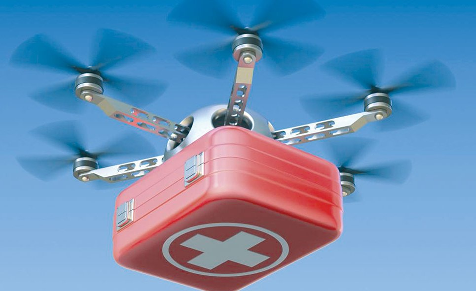 low priced 43ff7 1080b How Drones Were Used To Deliver Life Saving Medical Supplies In Africa