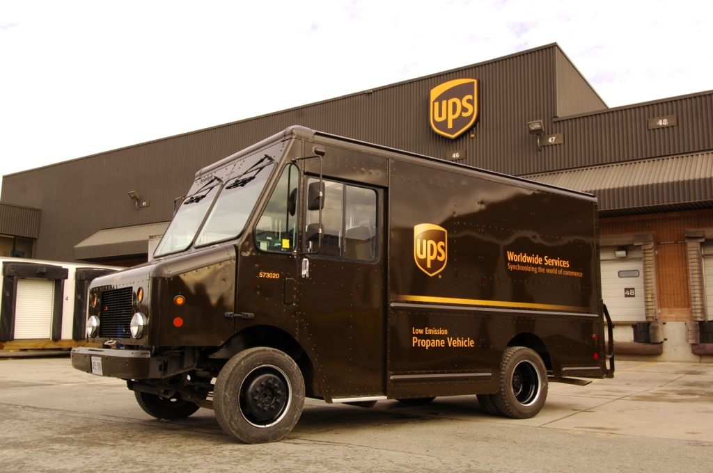 UPS bets on blockchain as the future of the trillion-dollar
