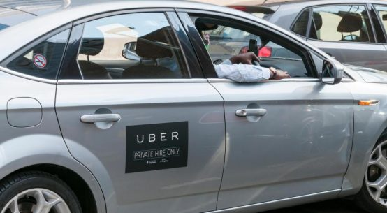 Uber is offloading its money-losing car lease business