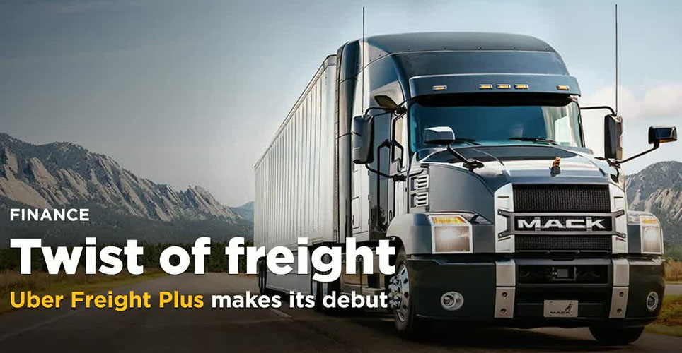 Uber debuts Uber Freight Plus to lower operating costs for