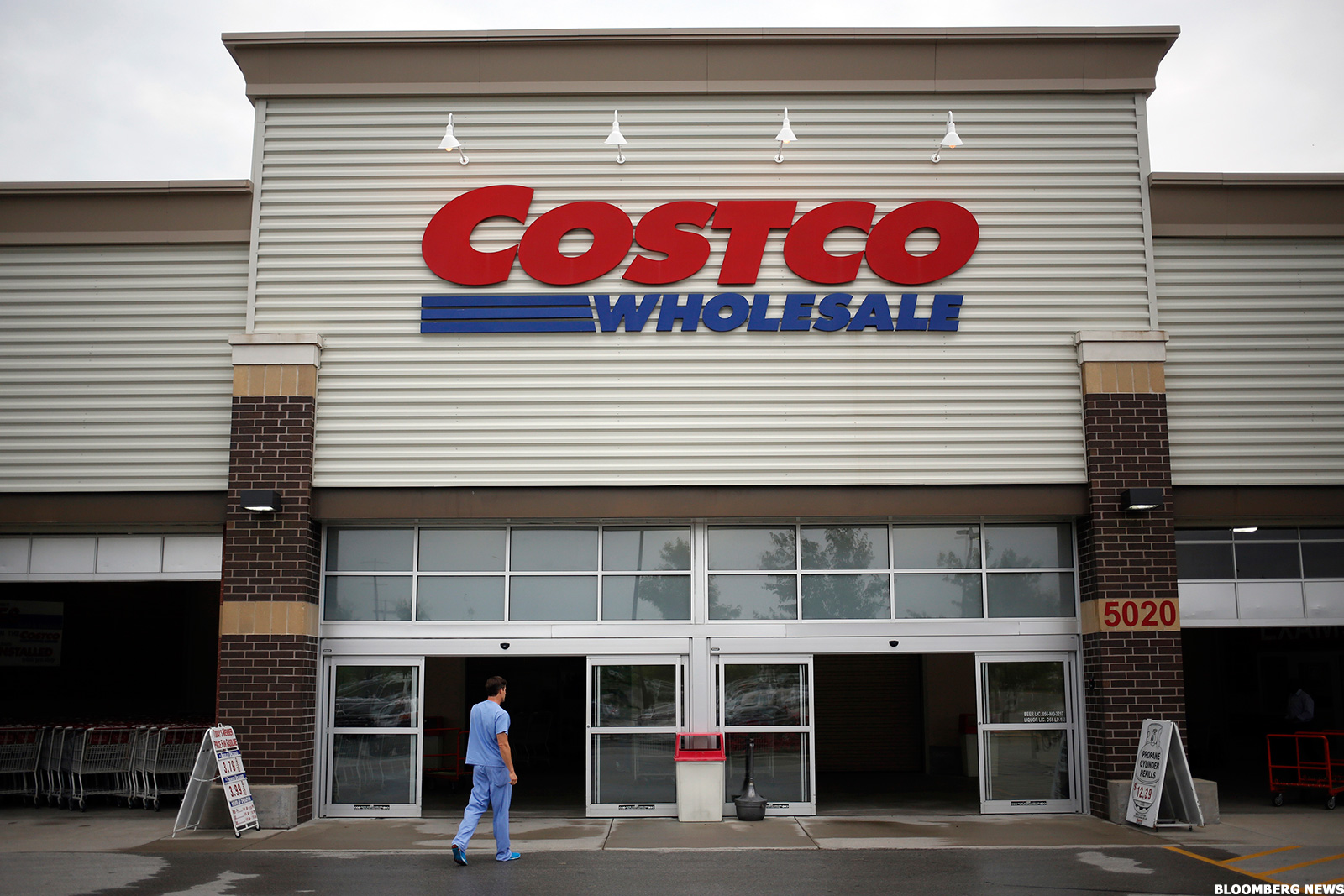 Costco Unveils Two E-Commerce Delivery Services in Hopes of Fighting Amazon  – Moov Logistics News